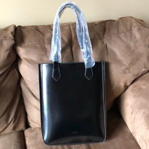NWOT Givenchy Parfums black tote
